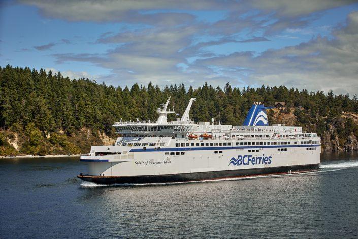 BCFerries - Spirit of Vancouver Island