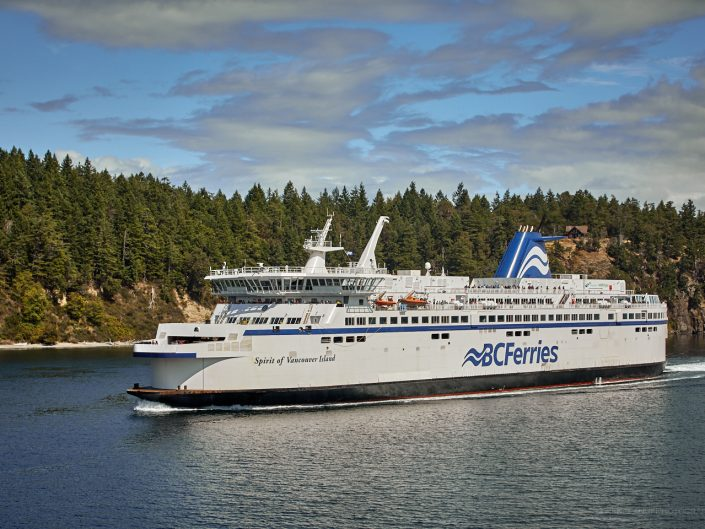 BCFerries - Spirit of Vancouver Island