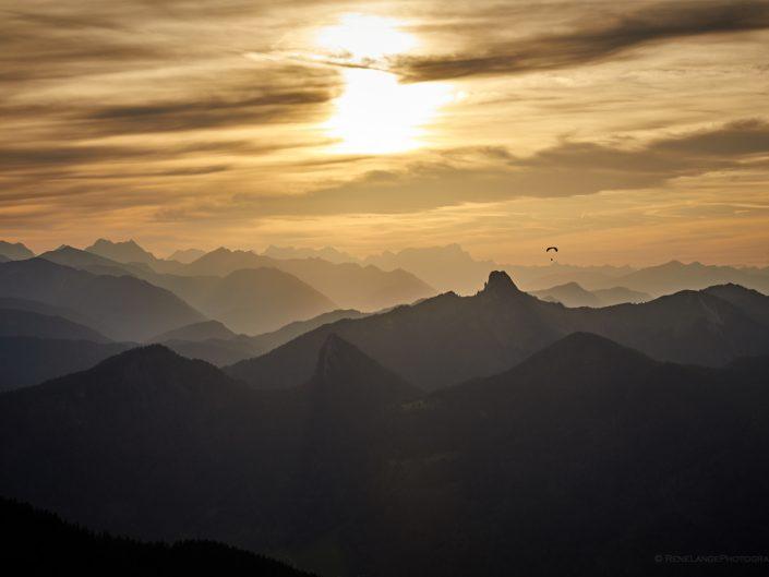 Wallberg sunset