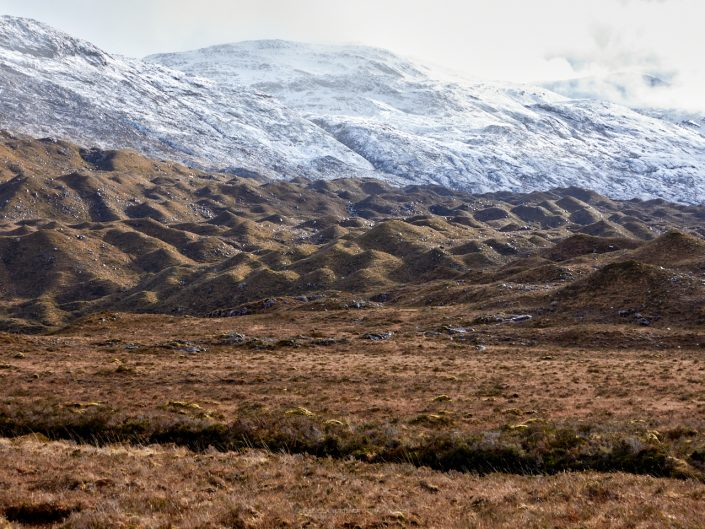 Scotland on a Road Trip in February